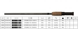 Greys rod prodigy txl 3,6 m 100 g