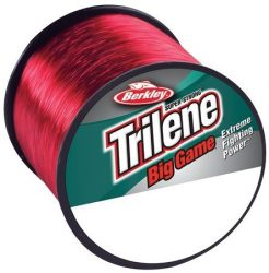 Berkley Trilene Big Game 40LB 0.55MM 600M piros