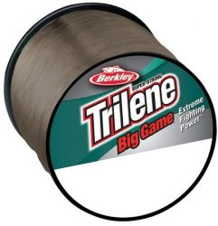 Berkley Trilene Big Game 17LB 0.35MM 1000M barna