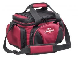 Berkley System Bag L Red-Black + 4 boxes
