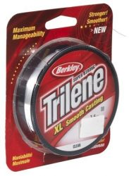 Berkley Trilene XL Smooth casting .42MM 245M clear