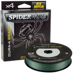 Spiderwire Dura 4x 300m 0.10mm/9.1kg-20lb moss green